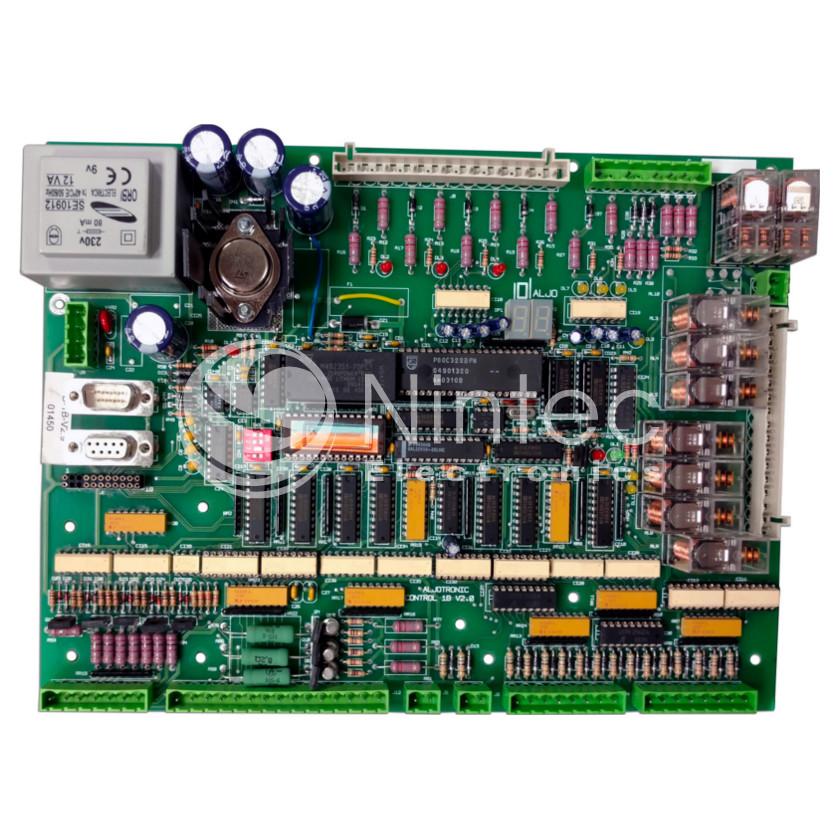 Repair of ALJO Aljotronic Control 1B PCB