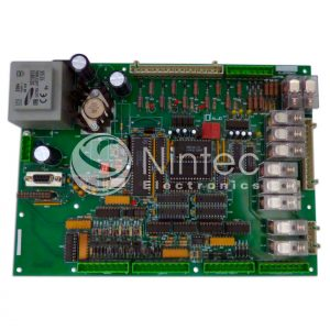 Reparar Aljotronic Control Level Aljo placa ascensor