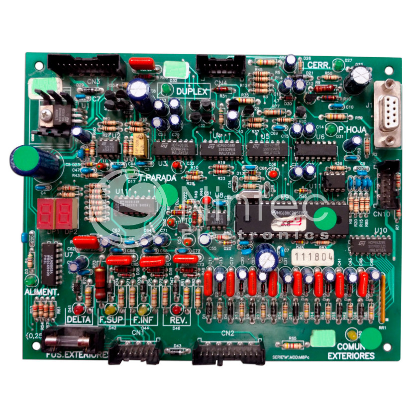 Repair of CTA M8PC PCB