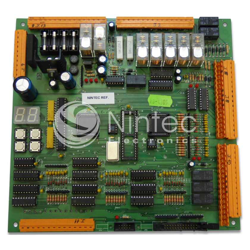 Repair Elenor Inelsa Zener ELE01E  PCB