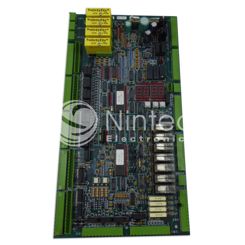 Repair of Kone EPB 2.4 KM364640G02 PCB