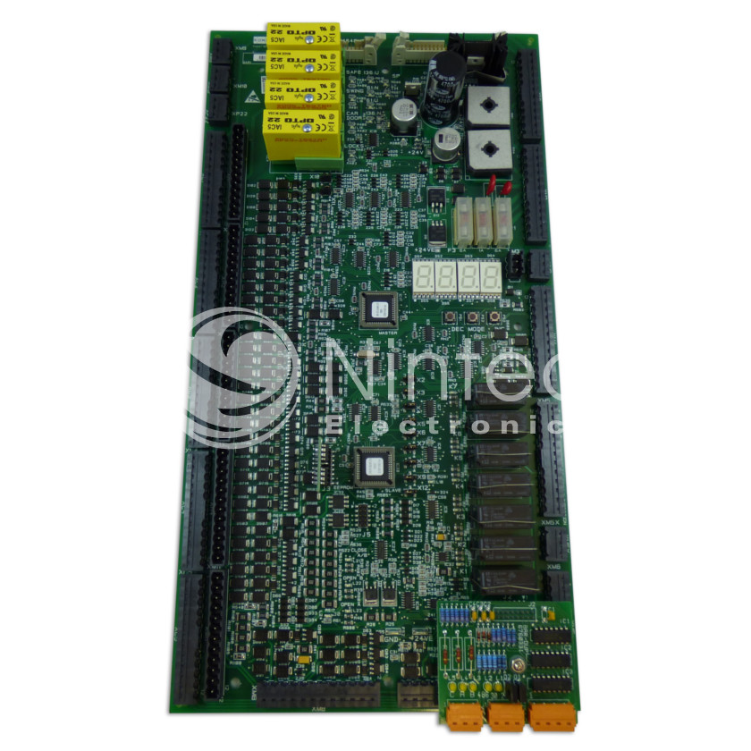 Repair of Kone EPB 2.5 KM364640G05 PCB