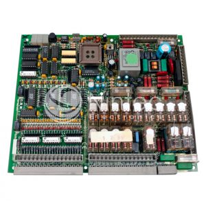 Reparar Microbasic MP MacPuarSA placa ascensor