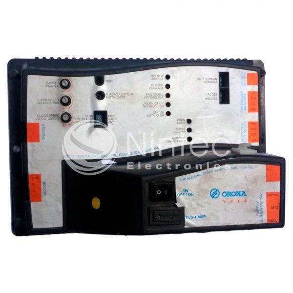 Réparer V3F4 Orona Variateur de porte ascenseur