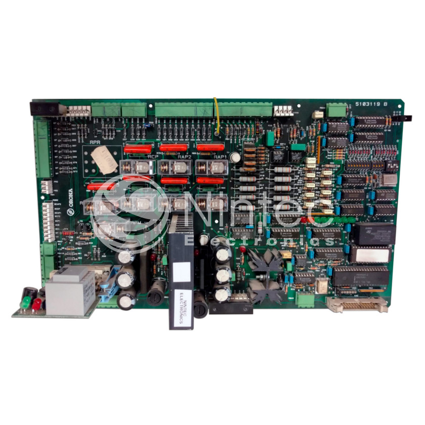Reparar uP-900 Orona placa ascensor
