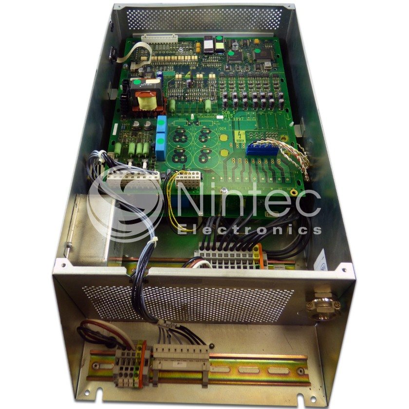 Repair of OTIS OVF10 5kW elevator drive