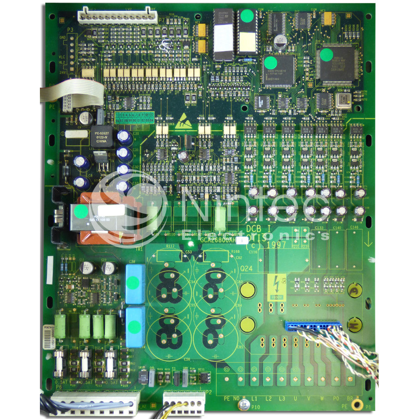 Repair of OTIS DCB1 PCB Drive