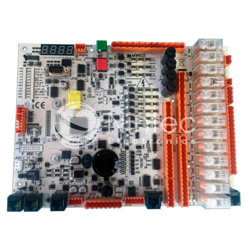 Repair of Sistel Delta1 MW601 PCB