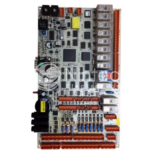 Reparar MUE-5001 Sistel placa ascensor