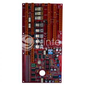 Reparar MUE-5002 Sistel placa ascensor