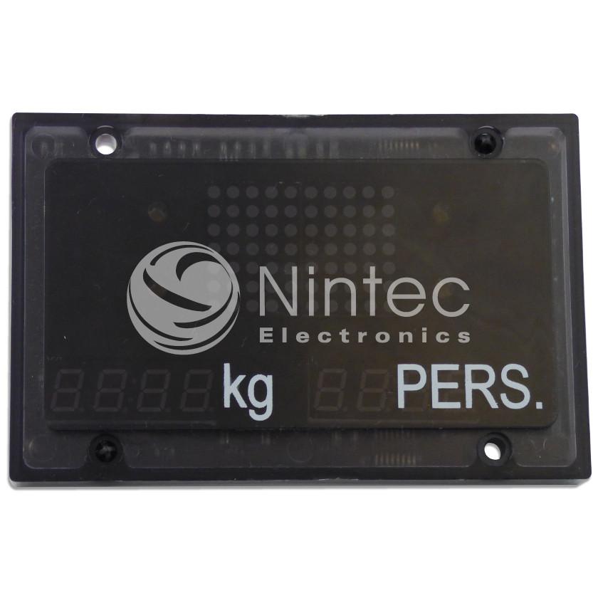 Repair of Sistel Display PCB