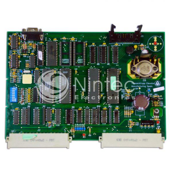 Réparer CMC Biplaca CPU Thyssen carte ascenseur