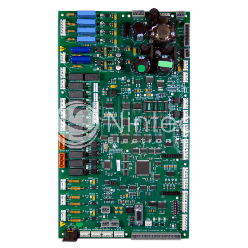 Repair of Thyssen CMC-3 Lift control PCB