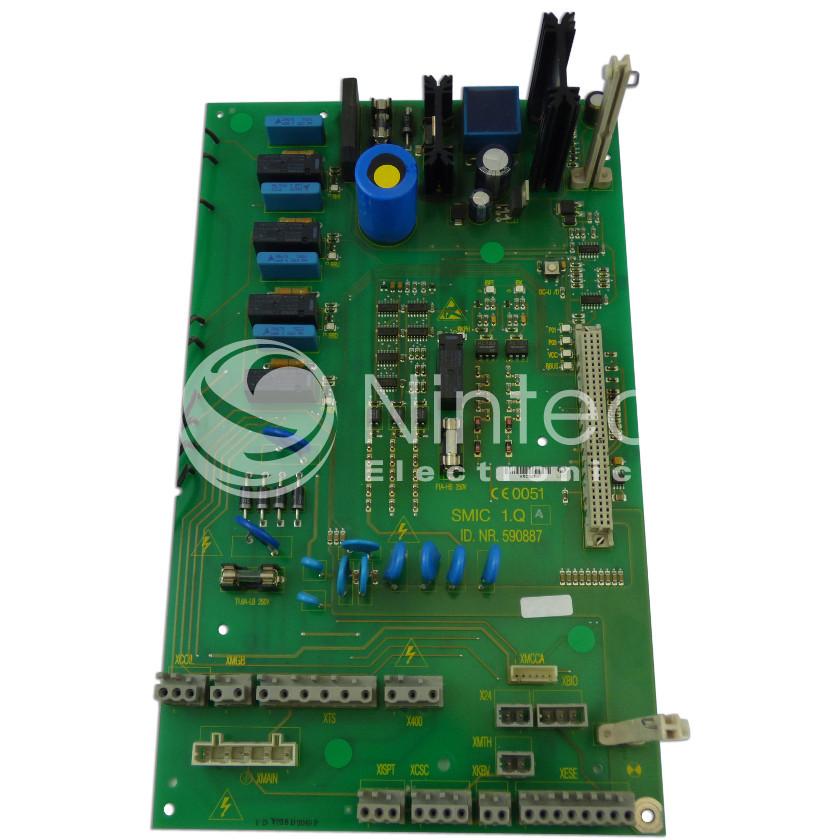 Repair of Schindler SMART SMIC 1.Q PCB