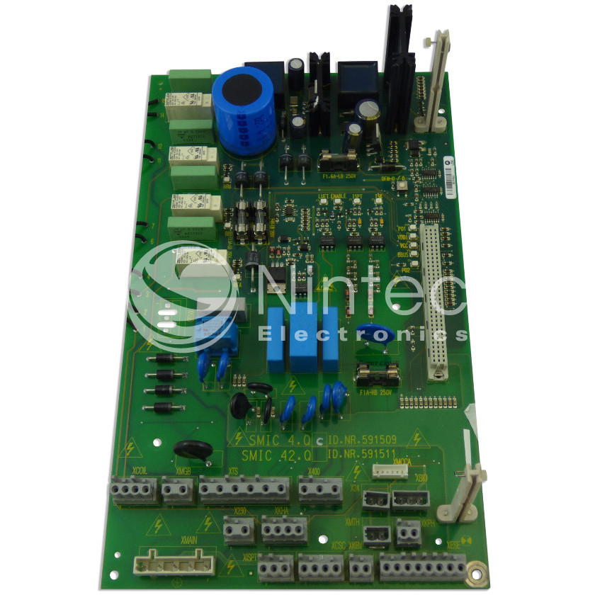 Repair of Schindler SMART SMIC 4.Q PCB