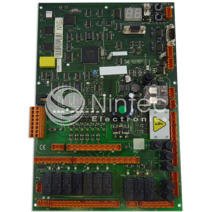 Repair of IMEN PCB IM1 Altamira lift control systems