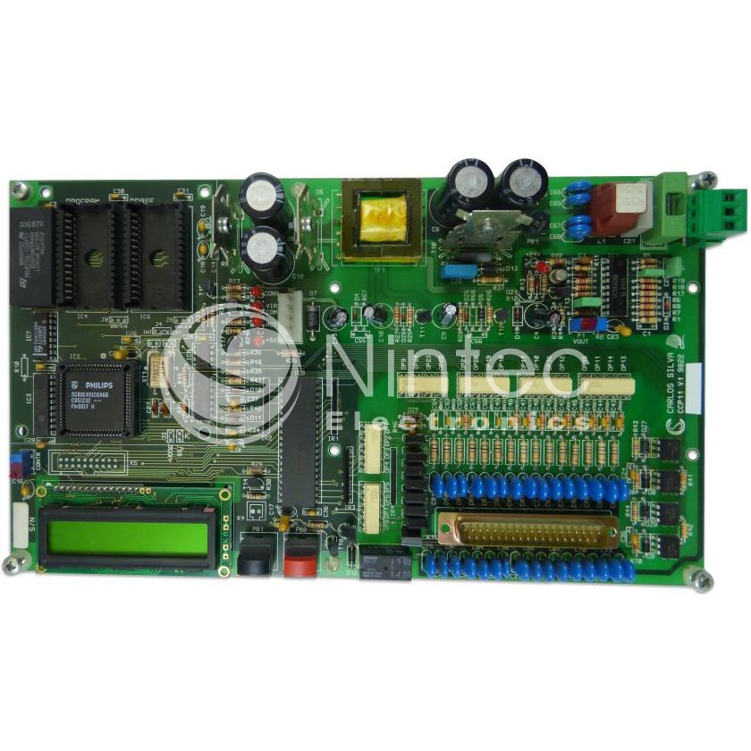 Repair of Carlos Silva PCB CCP11