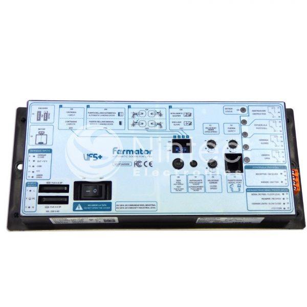 Réparer variateur de porte VF5+ Fermator