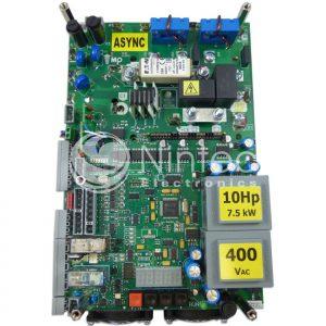 Réparer Variateur d'ascenseur DSP ASY 6P 10HP 400VAC de MP - 2152DSPA104R