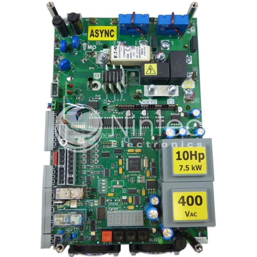 Repair of MP - MacPuarsa  drive  DSP ASY 6P 10HP 400VA -  2152DSPA104R