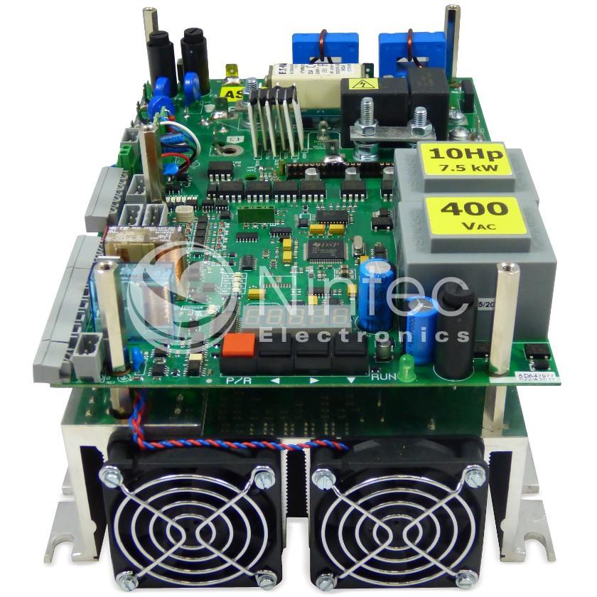Repair of MP - MacPuarsa  drive  DSP ASY 6P 10HP 400VA-  2152DSPA104R