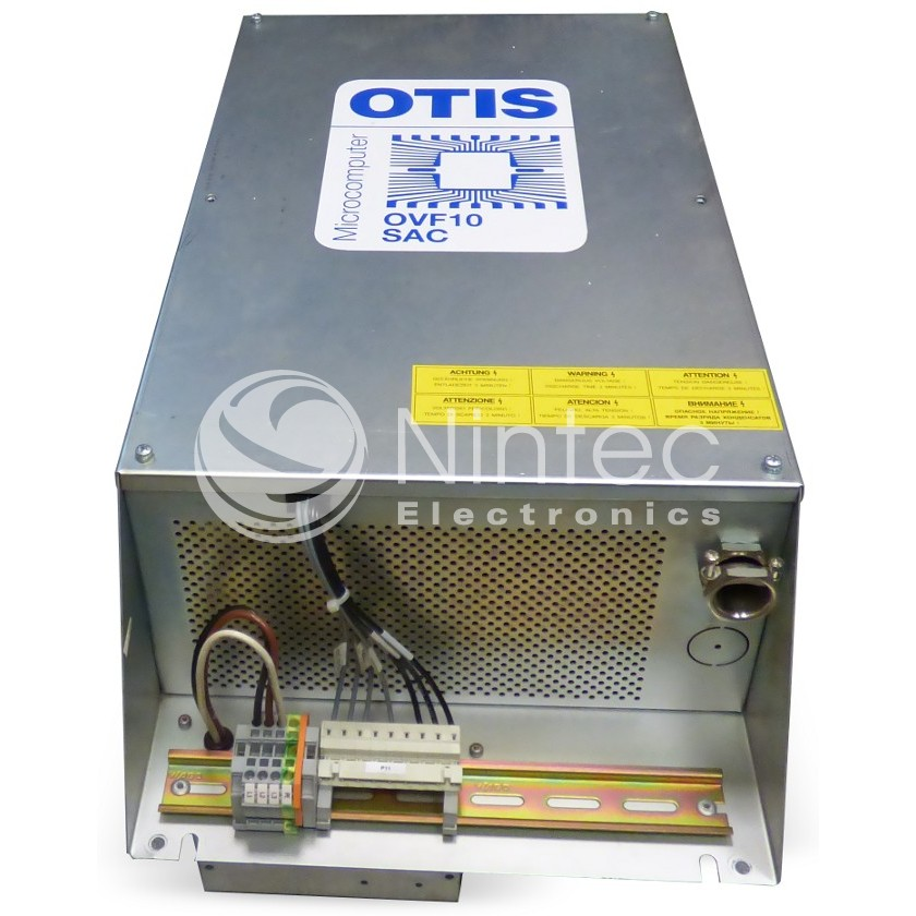 Repair of OTIS OVF10 5kW elevator drive