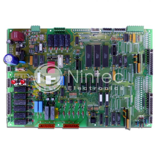 Reparacion EM3000 Elec Megom PCB