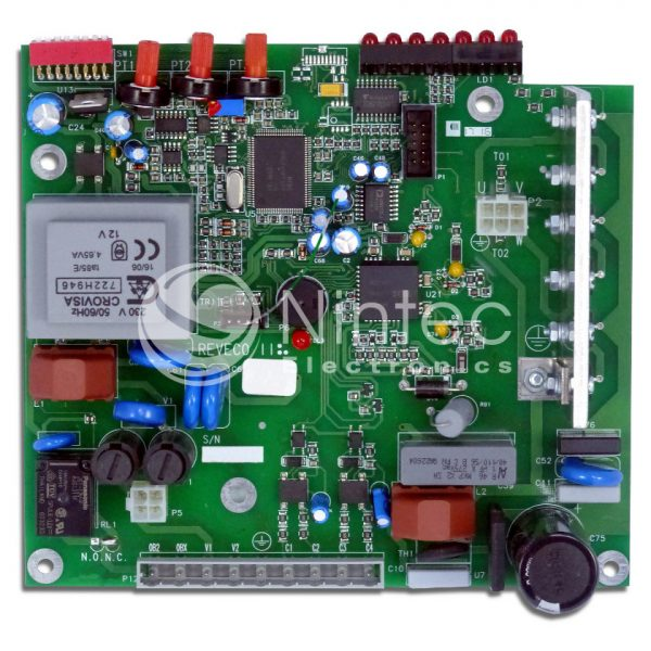 Reparacion Reveco II MP PCB