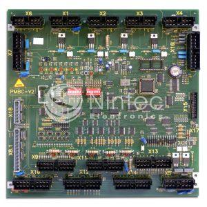 Repair fo Schindler PMBC V2 ECOTRAFIC PCB