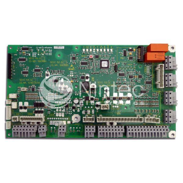 Reparar 3300 SDIC 51.Q Schindler PCB