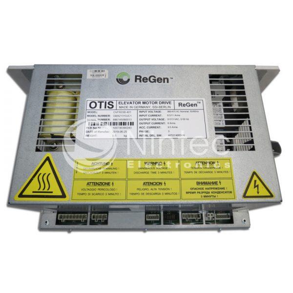 Reparar OVFR03B-401 ReGen Otis Variador