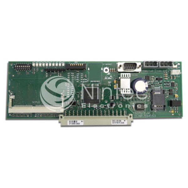 Repair ISCPU 1.Q Schindler PCB