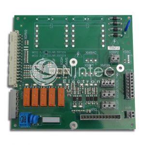 Reparar MCCE1Q MICONIC BX Schindler PCB