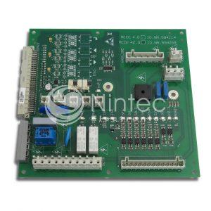 Reparar MCCE42Q Miconic BX Schindler PCB